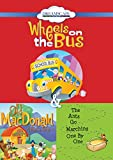 Wheels On The Bus; Old MacDonald Had a Farm; & The Ants Go Marching One By