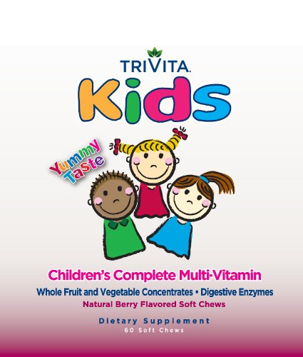 TriVita® Kids Multi-Vitamin