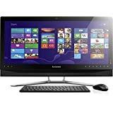 Lenovo B750 73,66 cm (29 Zoll) FHD IPS All-In-One Desktop-PC (Intel Core i7-4790, 4,0GHz, 8GB RAM, Hybrid 1TB HDD + 8GB SSHD, NVIDIA GeForce GTX 760A/1GB, Win 8.1) schwarz