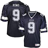 Dallas Cowboys Tony Romo Replica Team Color Jersey