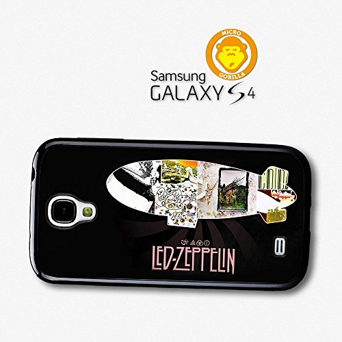 Led Zeppelin Collage Album Covers Case For Samsung Galaxy S4 A6149