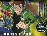 Ben 10 Ultimate Alien Giant Artist Pad