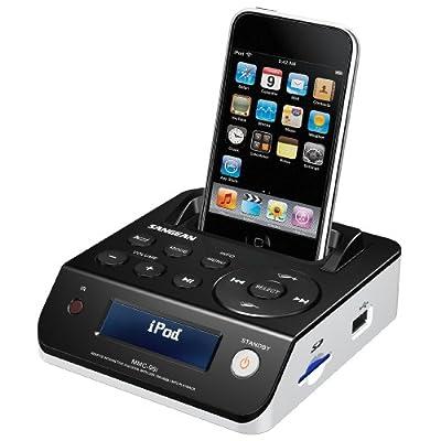 Sangean MMC-96i Multi-Function Remote Interactive iPod Docking Station from Sangean America, Inc.