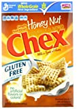 Chex Honey Nut Cereal, 13.8-Ounce Boxes (Pack of 4)