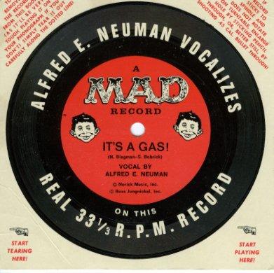 Alfred E Neuman Its A Gas