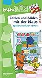 miniLÜK: Zahlen und Zählen mit der Maus: Spielend rechnen lernen für Kinder ab 5 Jahren