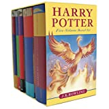 Harry Potter (5 Volumes set)by J. K. Rowling