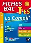 Fiches bac La Compil' Tle ES: le bac...