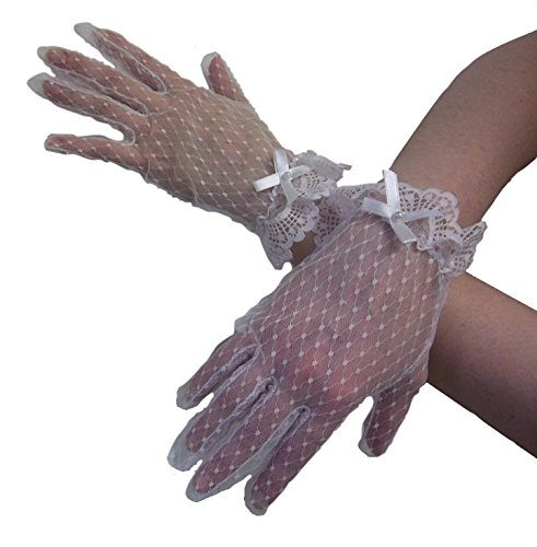 Jacobson Hat Company Women's Adult Lace Gloves