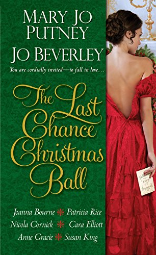 The Last Chance Christmas Ball cover