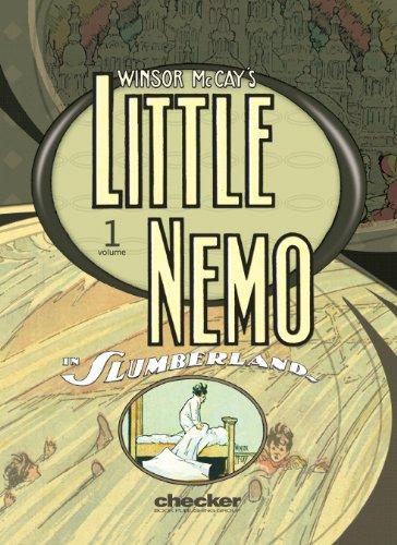 little-nemo-in-slumberland-vol1-graphic-novel-english-edition