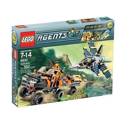 Weitere Ansichten - F  252 r eine andere Ansicht auf das Bild klicken Lego Agents Mission 2