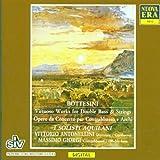 Virtuoso Works for Double Bass & Strings / Virtuose Werke für Kontrabass und Streicher