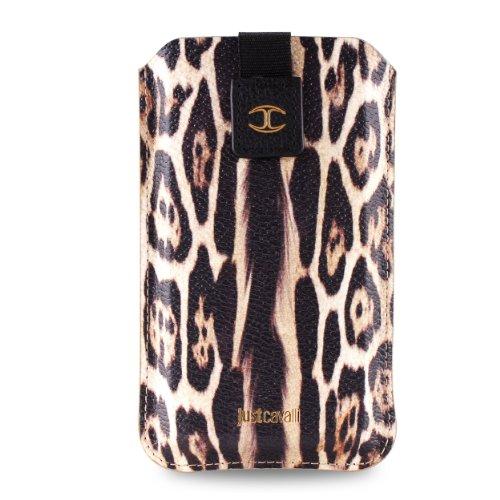 Custodie universali smartphone Just Cavalli Leopard
