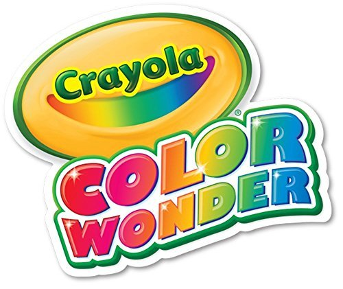 Crayola color wonder drawing paper 30 christmas new for Crayola color wonder 30 page refill paper
