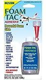 Beacon Foam Tac Foam Glue 2oz Carded by Beacon Adhesives