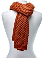 Noble Mount Mens Premium Weave Pattern Scarf - 7 Colors - Introductory Pricing