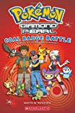 Pokemon Coal Badge Battle (Pokémon Junior Chapter Book)