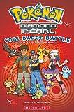 Pokemon Coal Badge Battle (Pokémon Junior Chapter Book)