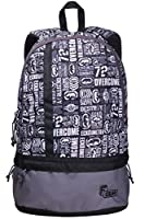 F Gear Burner 25 Liters P8 White Casual Backpack