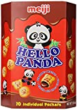 Meiji Hello Panda Chocolate Biscuit, 9.1 Ounce