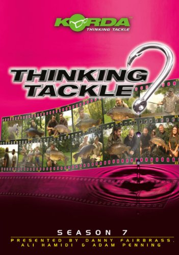 Korda Thinking Tackle Season 7 Carp Fishing DVD