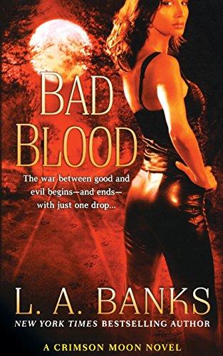 Image of Bad Blood (Crimson Moon, Book 1)