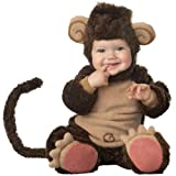 InCharacter Costumes Baby s Lil Monkey Costume, Brown Tan, Large (18-24 Months)