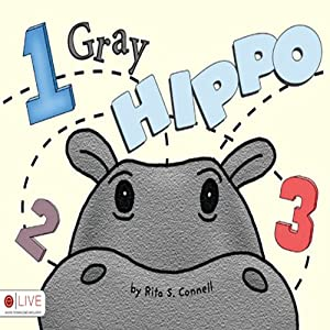 One Gray Hippo | [Rita Connell]