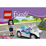 LEGO Friends Set #30103 Emmas Car