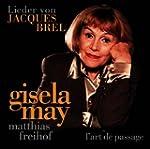 Gisela May Singt Jacques Brel