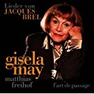 Gisela May Singt Jacques Brel