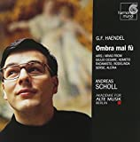 ヘンデル:オンブラ・マイ・フ - アリア、レチタティーヴォ、名場面と管弦楽集 (Ombra Mai Fu / Airs Overtures & Concerti)