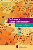 img - for The Science of Science Communication II: Summary of a Colloquium book / textbook / text book