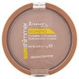 Sunshimmer Compact Powder - Medium Shimmer