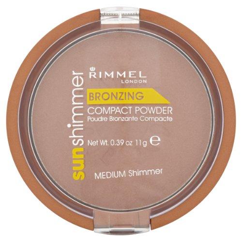 Rimmel, Terra compatta Sunshimmer, Medium Shimmer