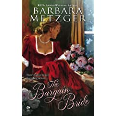 The Bargain Bride by Barbara Metzger
