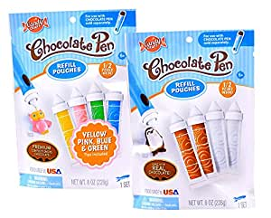 Craft Candy Candy Craft Chocolate Pen Refill Double Pack