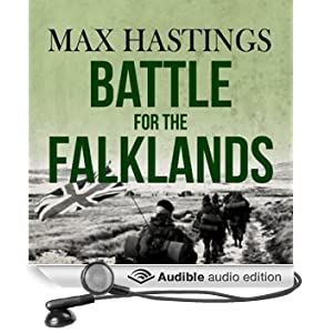 Battle for the Falklands (Unabridged)