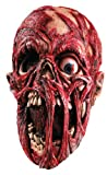 Rubie's Costume Co Screaming Corpse Overhead Mask, Gray, One Size Picture