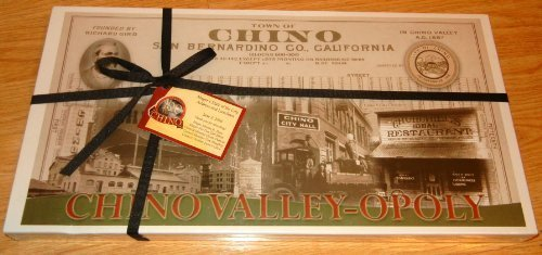 Chino Valley-Opoly by Pride Distributors, Inc.