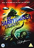 Ray Harryhausen Collection : 20 Million Miles to Earth / Earth Vs. The Flying Saucers / It Came From Beneath The Sea [1955] [DVD]