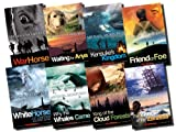 Michael Morpurgo Michael Morpurgo Collection - 8 Books, RRP £45.92 (War Horse; The Wreck of Zanzibar; Waiting for Anya; Kensuke's Kingdom; Friend or Foe; The White Horse of Zennor; Why the Wales Came; King of the Cloud Forests)