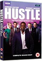 Hustle - Complete BBC Series 8 [DVD] [2012]