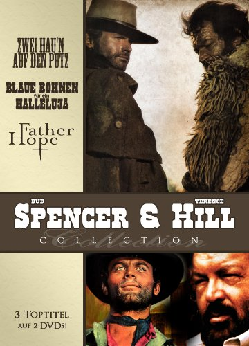 Bud Spencer & Terence Hill Collection (Zwei hau'n auf den Putz/Blaue Bohnen für ein Halleluja/Father Hope) - (2 Disc Set)