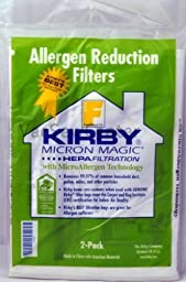 Kirby Allergen Reduction Bags Style F Part K-205808 by Kirby