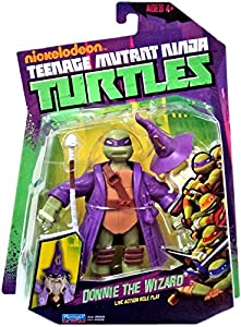 Teenage Mutant Ninja Turtles Donnie The Wizard Action Figure