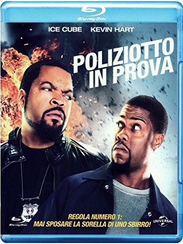 Poliziotto In Prova [Blu-ray] [IT Import]
