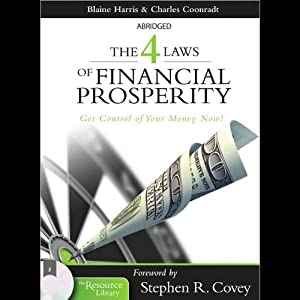 The 4 Laws of Financial Prosperity Audiobook