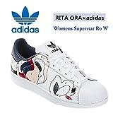 adidas originals (アディダス・オリジナルス) SUPERSTAR RITA ORA W スニーカー [レディース] S80289【MLT/US6.0・US6.5・US7.0・US7.5・US8】ホワイト マルチ リタオラ スーパースター US6.5,MLT